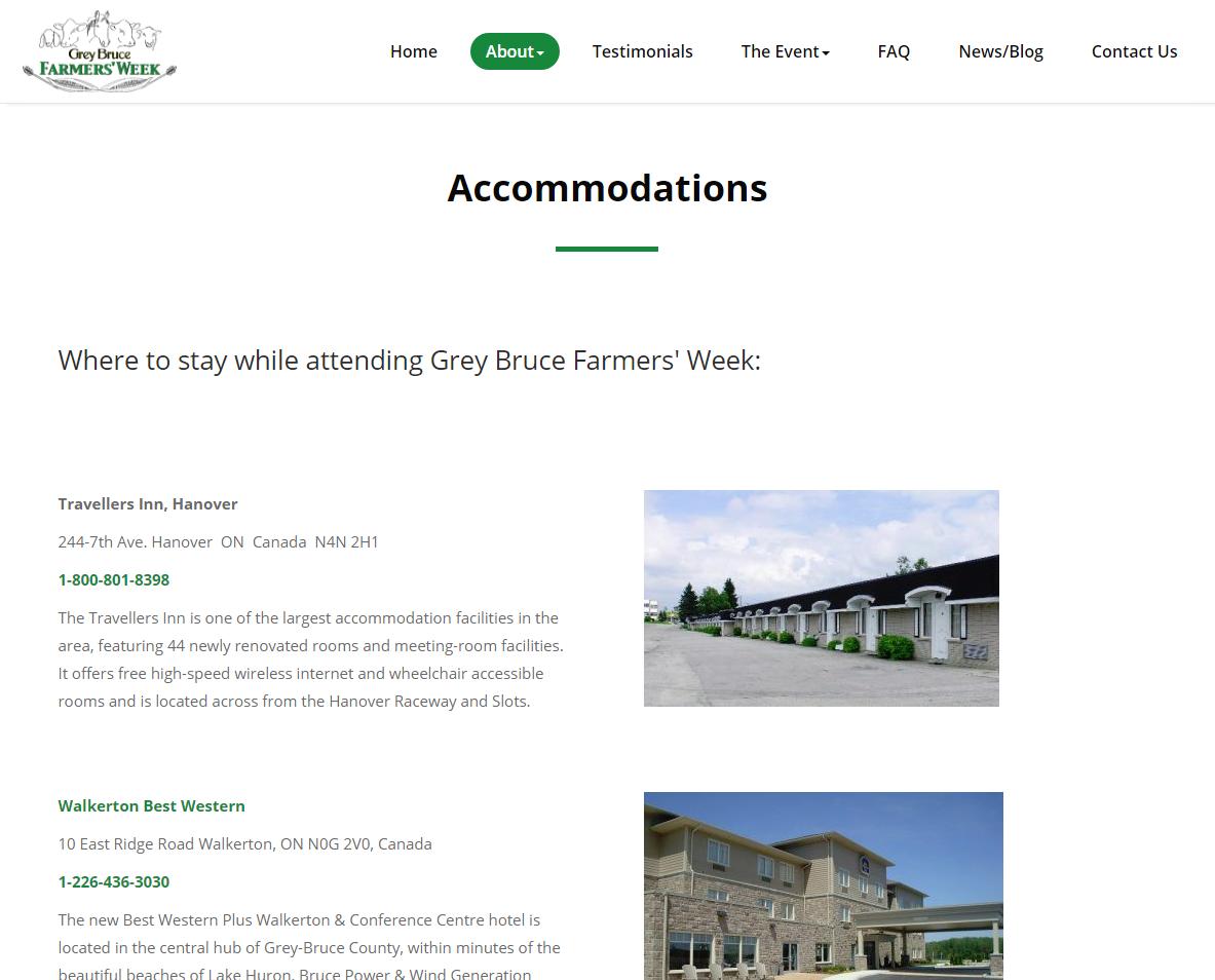Grey Bruce Farmers Week