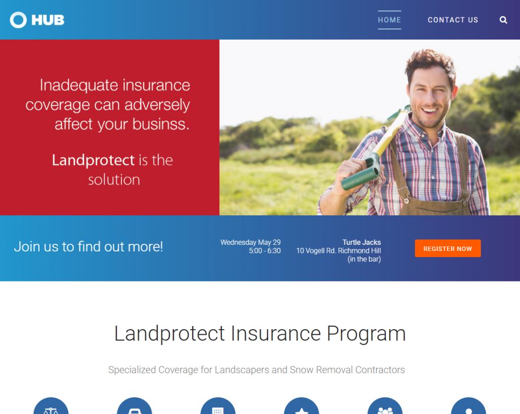 Hub Landprotect